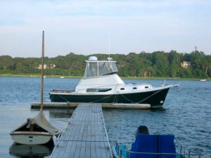 33' Nauset Bridge Deck Cruiser