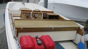 Boston Whaler Super Sport 17' 1985