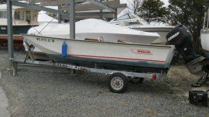 Boston Whaler Super Sport 17' 1985