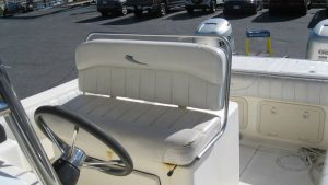 World Cat Center Console Boat Helm Seat