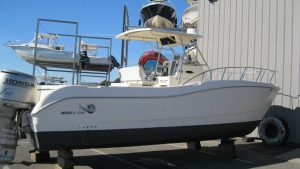 World Cat Center Console Boat