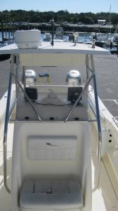 World Cat Center Console Boat
