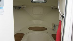 23' Wellcraft 232 Coastal v-berth