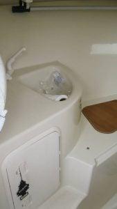 23' Wellcraft 232 Coastal sink