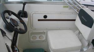 Denali 2460 pilot seat